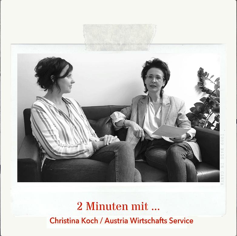 christina koch, changemaker, wendepunkte